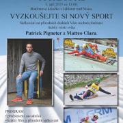 Plakát, autor: Naše Jablonecko