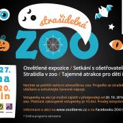 Strašidelná ZOO Liberec, autor: Zoologická zahrada Liberec